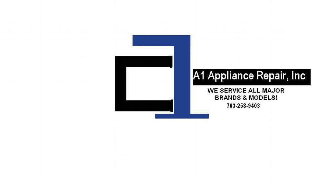 A1 Appliance Repair Inc Centreville Va 20121 703 258 9403