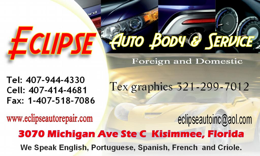 Auto Repair Business