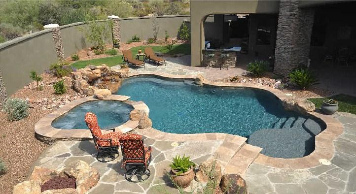 Scottsdale Swimming Pools Alexon Design From Alexon