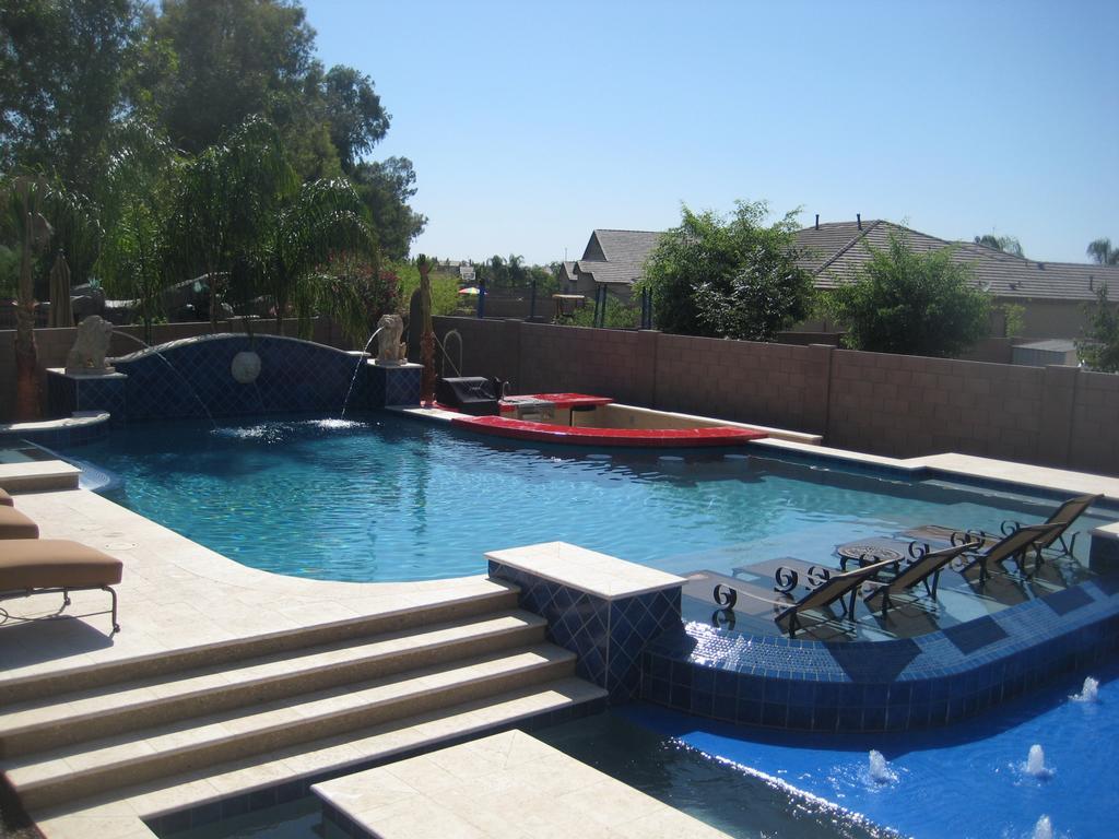 Queen Creek Swimming Pool Alexon Design From Alexon