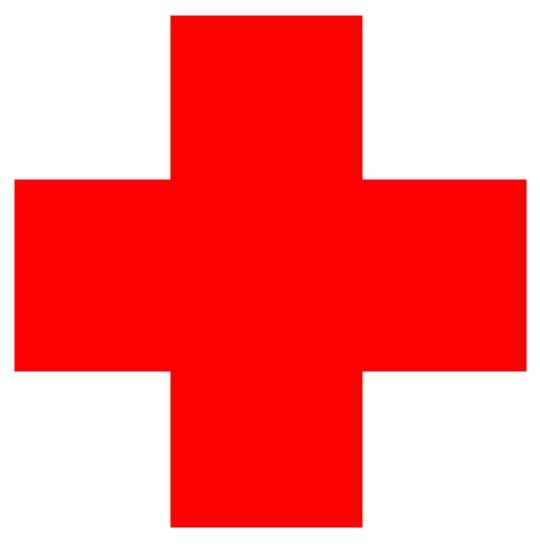 Red Cross by The Desk Doctors