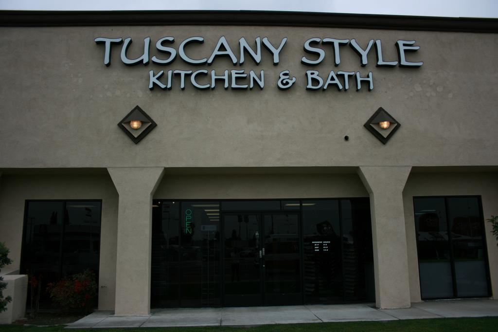 Show Room 00085 By Tuscany Style Kitchen Bath