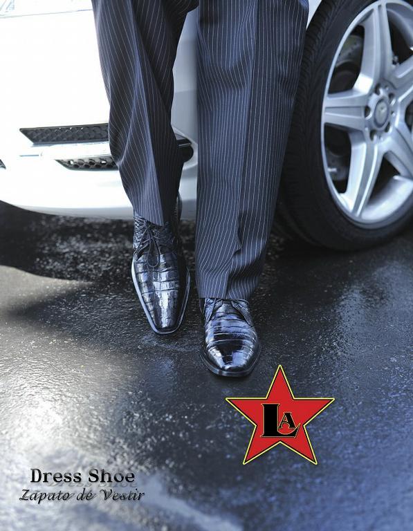 Los Altos Boots Logo P161