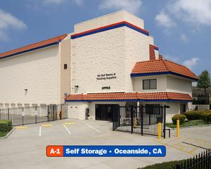 A-1 Self Storage - Oceanside, CA