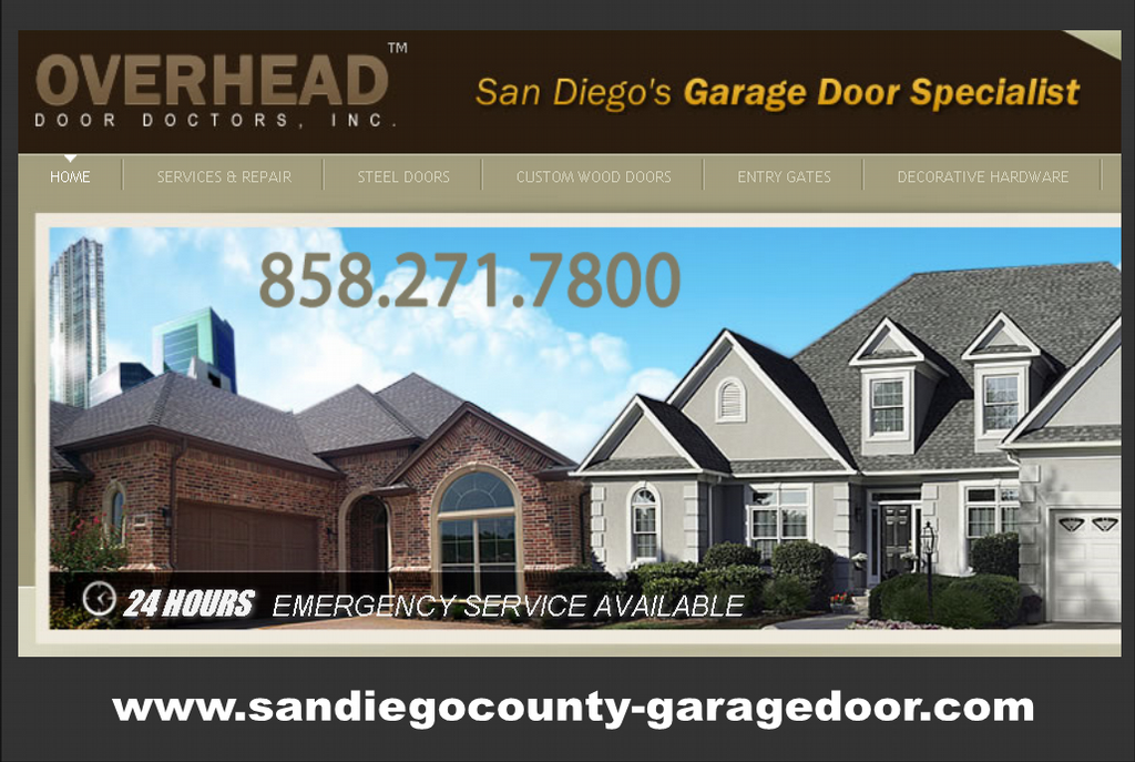 Pictures For San Diego County Garage Door In San Diego Ca
