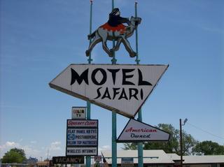 Motel Safari - Tucumcari, NM
