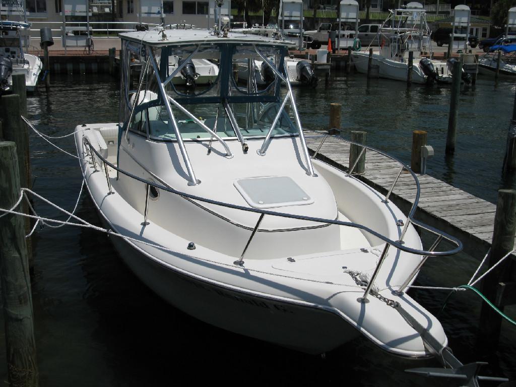 John gibson marine services destin fl 32541 850 835 for Circle fishing boat