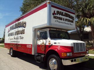 J. Palermo Moving and Storage - Sarasota, FL