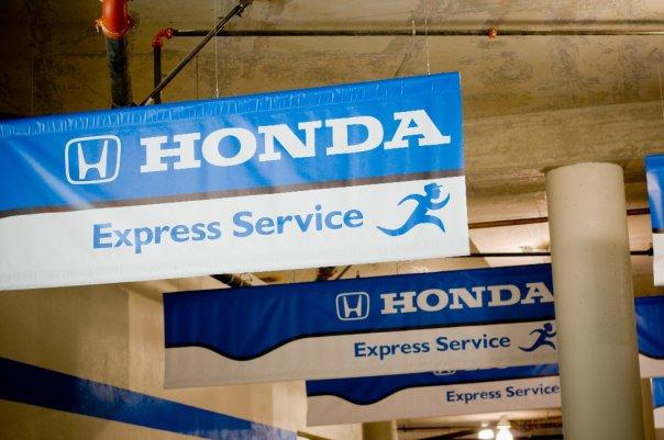 Pflueger honda express service from pflueger honda in for Honda honolulu service