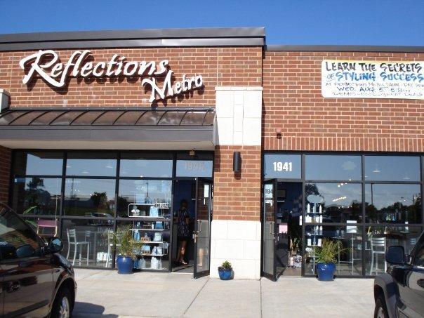 Reflections metro salon spa yorkville il 60560 630 for Salon meteo