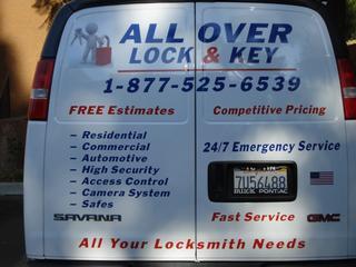 All Over Lock & Key - Woodland Hills, CA