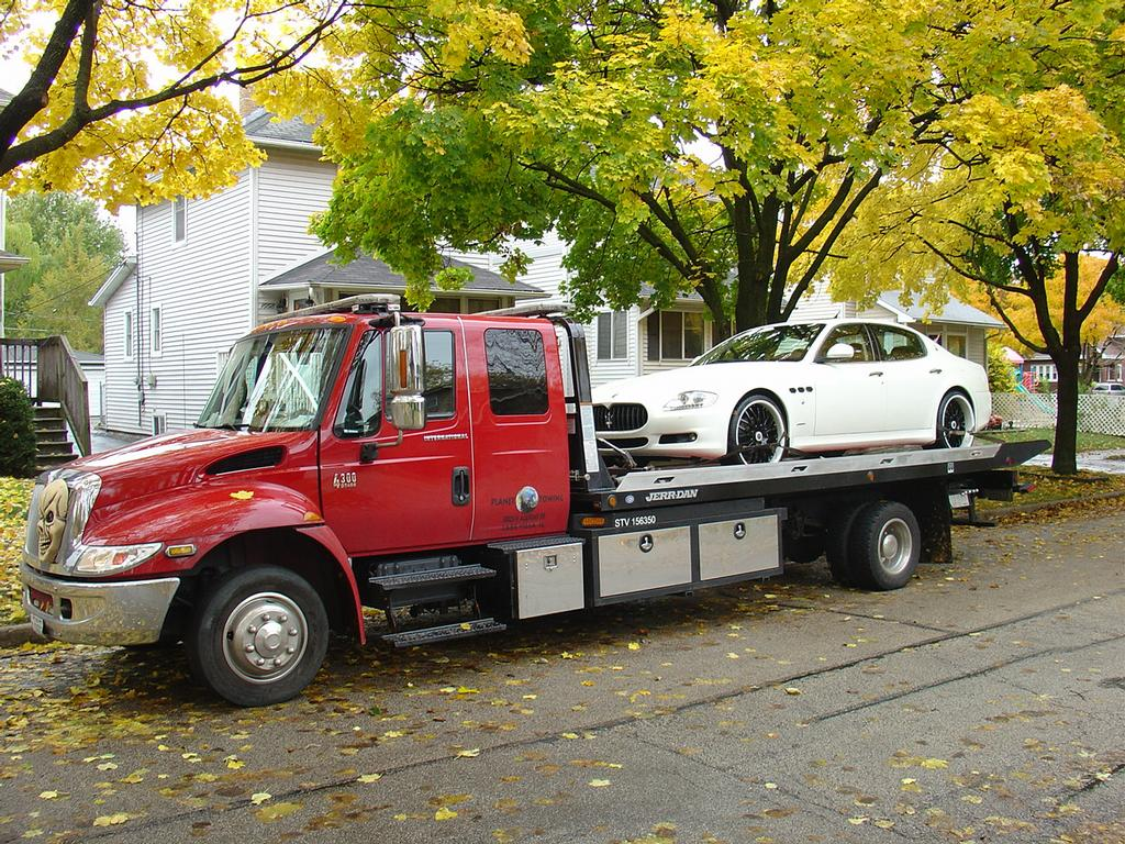 Car Towed Chicago Cost