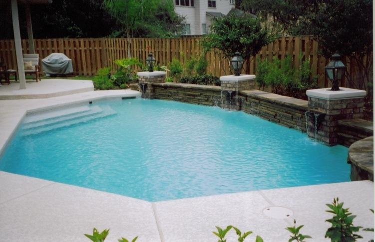 Cool Clean & relaxing from Outdoor Amenities Pool Co. in Spring