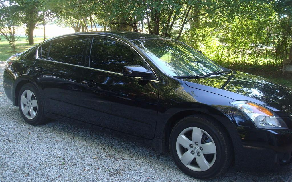 Noblesville Car Dealers >> Black car from Cool Shades Window Tinting in Noblesville ...