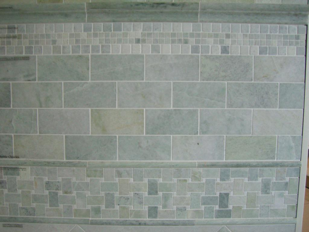 Marble Subway Tile Ming Green