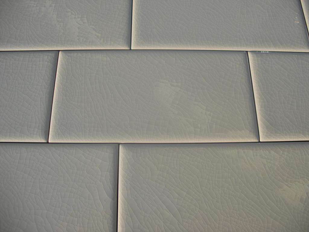 Crackle Subway Tile White 3 Quot X 6 Quot Deltaker From Classic