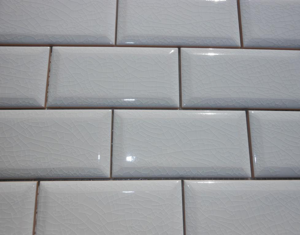 adex hampton beveled subway crackle white tile from classic tile