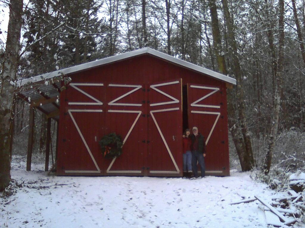 Popular pole barn plans michigan geka for Wood pole barn plans free