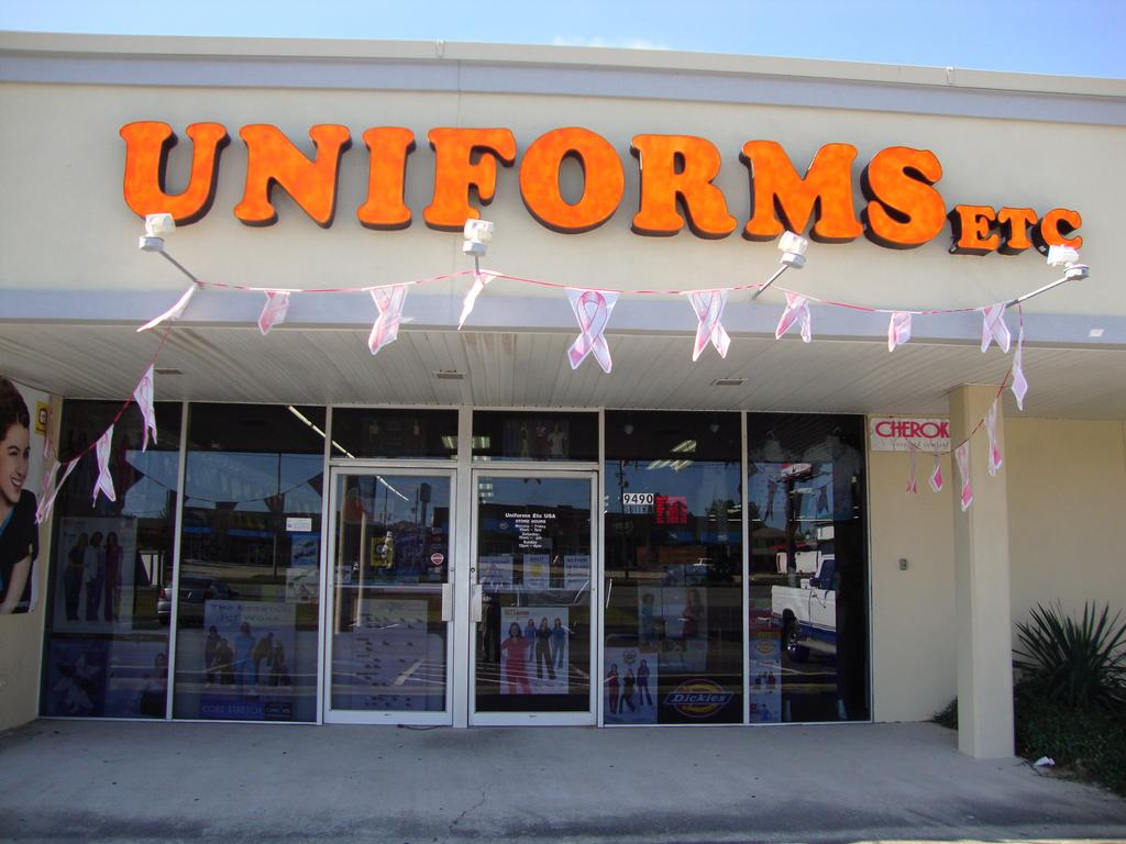 Uniforms Etc USA, Baton Rouge LA 70815