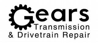 Gears Transmission & Drivetrain Repair - Lehi, UT