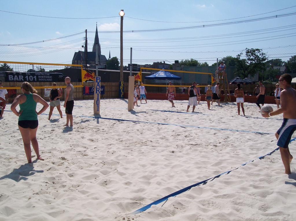 St louis sand volleyball