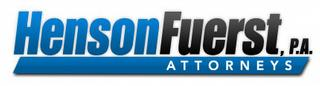 Henson Fuerst, Attorneys at Law - Raleigh, NC