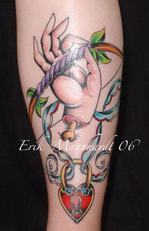 View entire picture gallery Lucky Lotus Tattoo