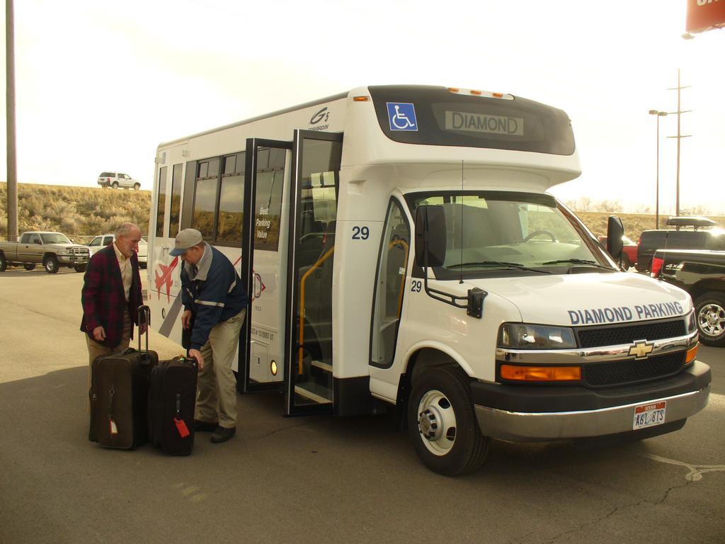 Diamond Airport Parking and Storage Salt Lake City UT