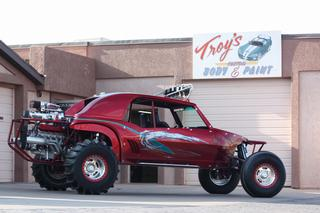 Troy's Custom Body & Paint Inc - Ivins, UT