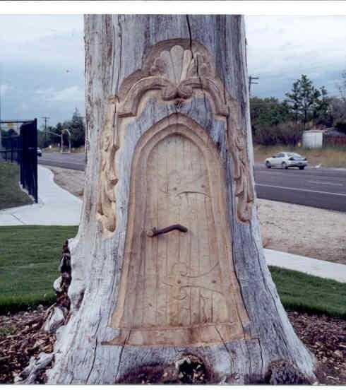 Pictures For Old English Tree Amp Specialty Wood Carving