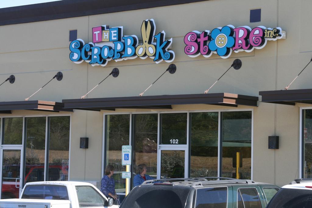 The Scrapbook Store Inc San Antonio Tx 78216 210 366 2767