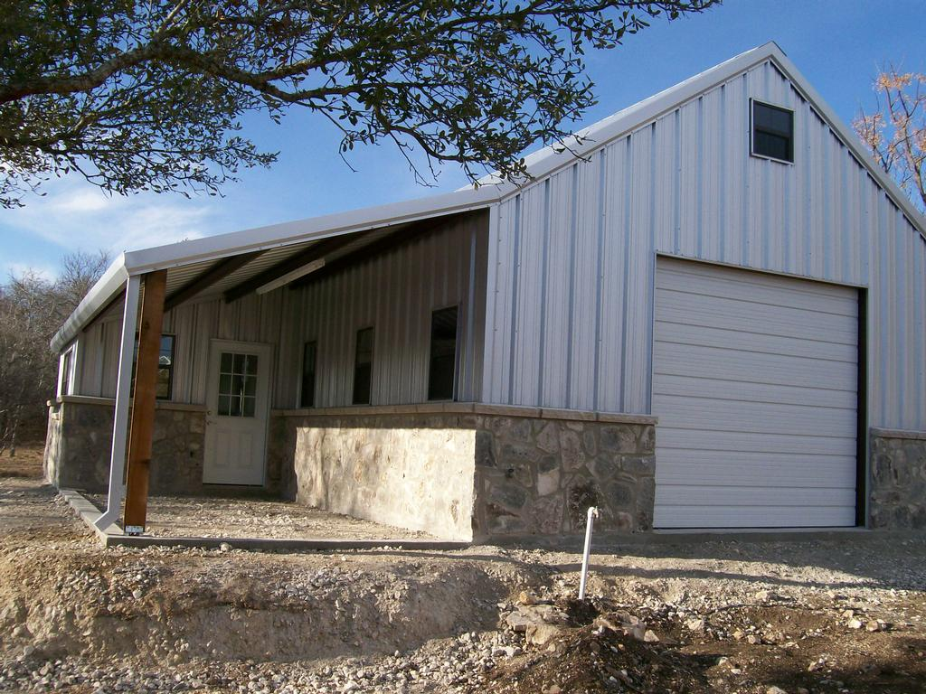 Robertson job from texas steel buildings inc in for Building a house in texas
