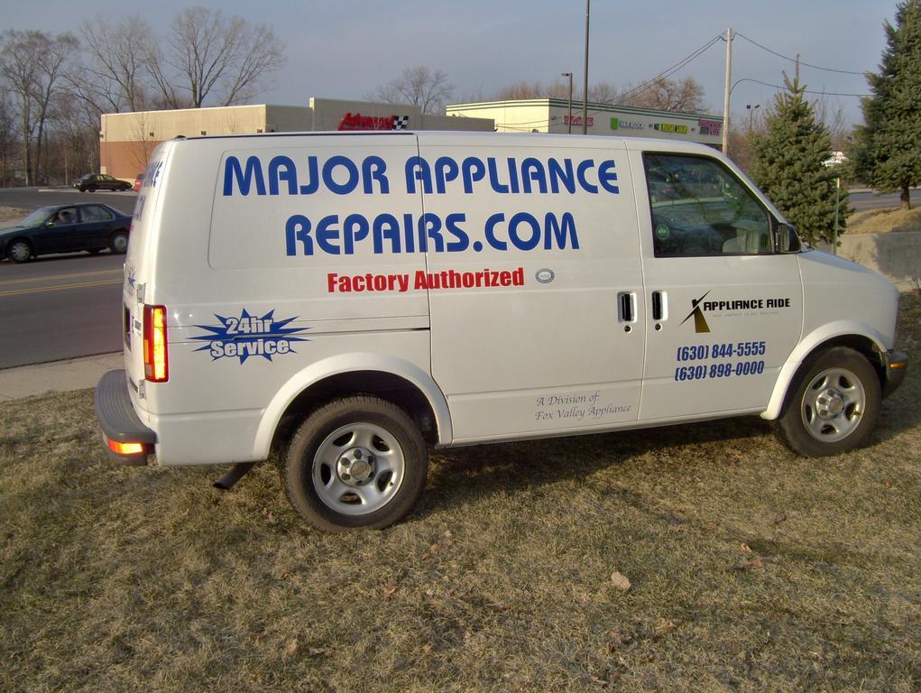 Major Appliance Repairs Oswego Il 60543 630 554 5544