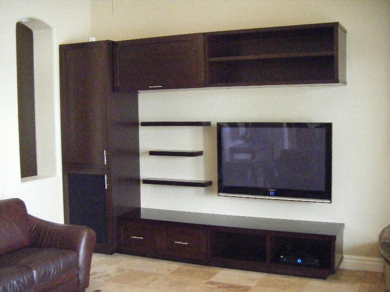 Contemporary Media Wall.JPG from Modern Wood Concepts LLC in Mesa ...