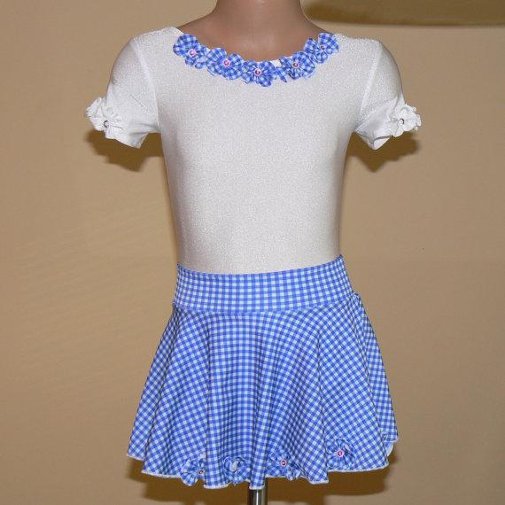 The Wizard of Oz Dorothy Inspired Costume from SENDesigne in ...