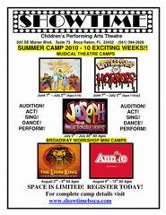 Showtime Theatre & Dance Ctr - Boca Raton, FL