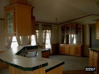 1999 Oak Creek 3 2 18 X 80 Single Wide Mobile Home For