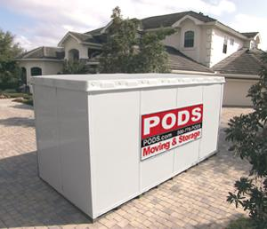 Pods San Antonio Moving And Storage New Braunfels Tx