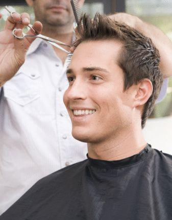 Barber Shop Haircuts for Men