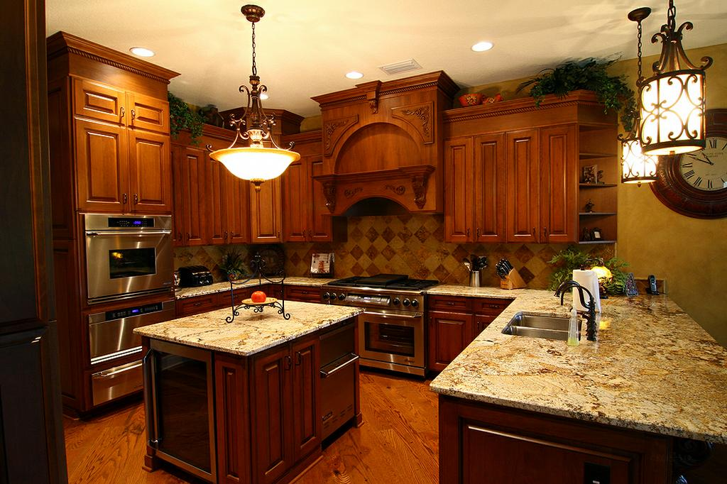 Nice Picture: Custom Kitchen Cabinets Provided By McCabinet . Part 6