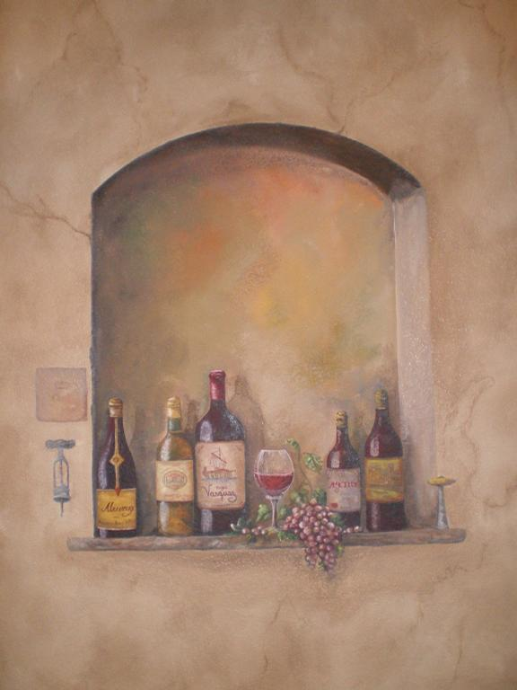 Pictures for artistic mural works san antonio murals and for Wine and paint san antonio
