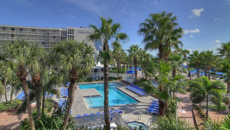 Tradewinds Island Grand Resort St Petersburg Beach Fl