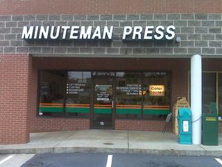 Minuteman Press - Spartanburg, SC