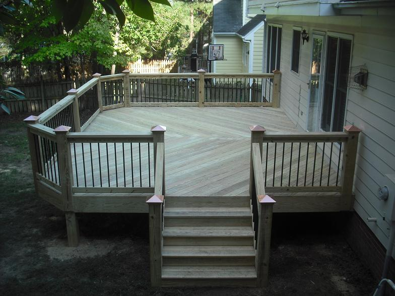 Pictures For Raleigh Decks Deck Amp Screen Porch Builder