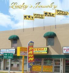 Lucky's Jewelry Inc. Pawn Shop - Miami, FL