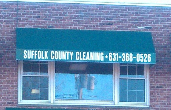 awning by Suffolk County Cleaning, Inc.