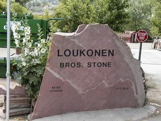 Loukonen Bros Stone Co - Longmont, CO