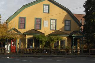 Courtyard Cafe - Port Townsend, WA