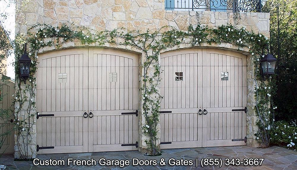 Eco friendly european garage doors in a french design for Architectural garage doors