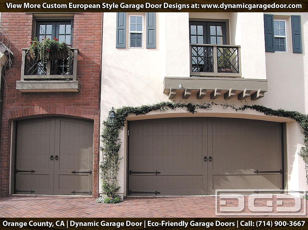 Eco friendly garage doors for green custom home builders for Eco friendly doors